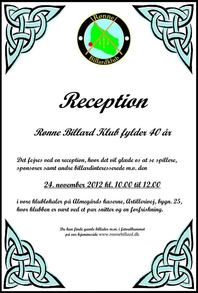2012 Ronne Billardklub